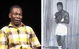Ghana's First World Boxing Champion David Kotei