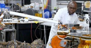 Meet the engineer behind NASA's robotic arm for Mars