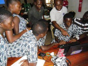 Ashitey Trebi-Ollennu Ghana Robotics Academy Foundation